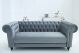 Sedačka CHESTERFIELD SAMET GREY