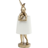 Stolní lampa RABBIT GOLD