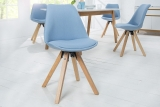 Židle SCENER CHAIR BLUE