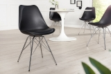 Židle SCENER CHAIR RETRO BLACK II