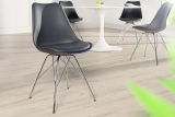 Židle SCENER CHAIR RETRO GREY