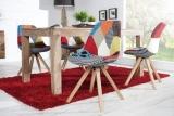 Židle SCENER CHAIR PATCHWORK