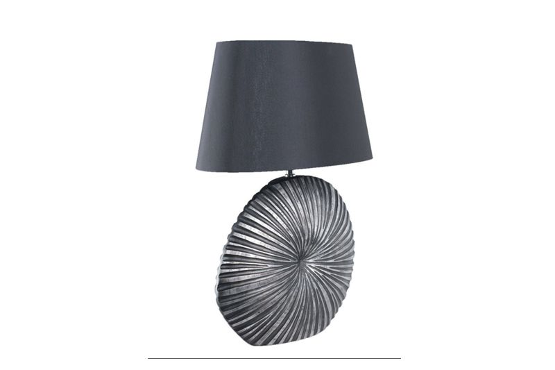 Stolní lampa SHINE-ALU BLACK SMALL