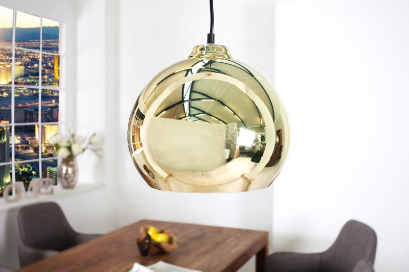 Lampa CHROMAGON GOLD