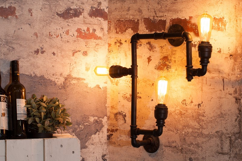 Lampa INDUSTRIAL PIPE II