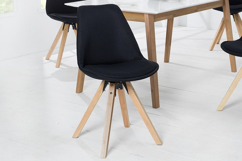 Židle SCENER CHAIR BLACK II