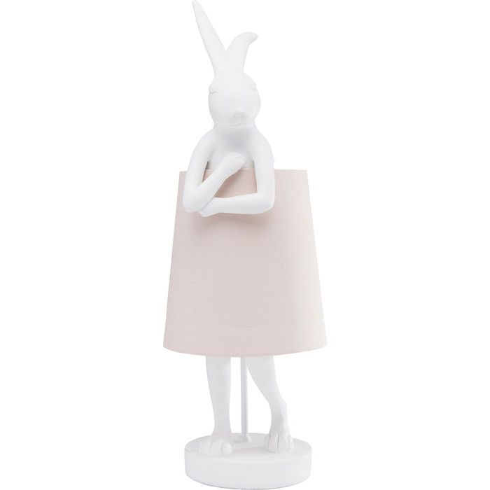 Stolní lampa RABBIT WHITE