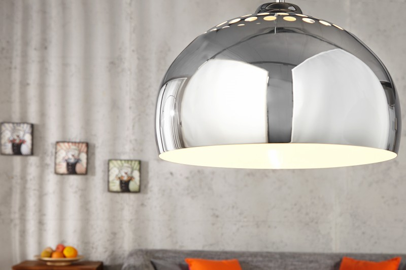 Lampa CHROME BALL