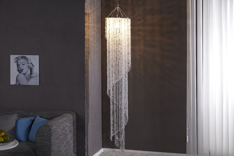 Lampa STRASS BIG L