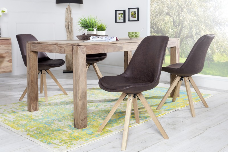 Židle SCENER CHAIR ANTIK COFFEE