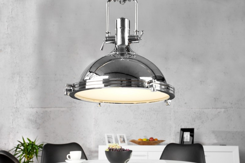 Lampa INDUSTRIAL 45 CHROME