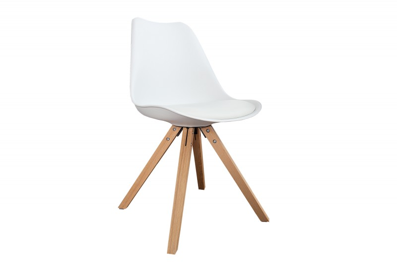Židle SCENER CHAIR WHITE