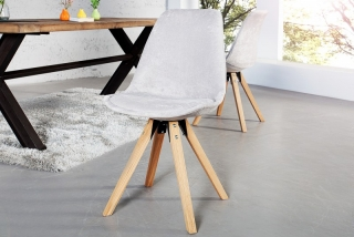 Židle SCENER CHAIR GREY 2