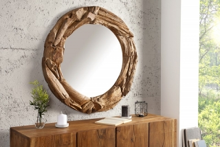 Zrcadlo MIRROR WOOD