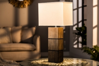 Stolní lampa PURE TRIO