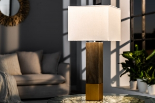 Stolní lampa PURE DUO